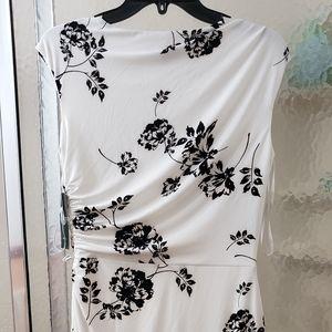 NWT Lauren by Ralph Lauren Dress: Szs 8 and 12 $80
